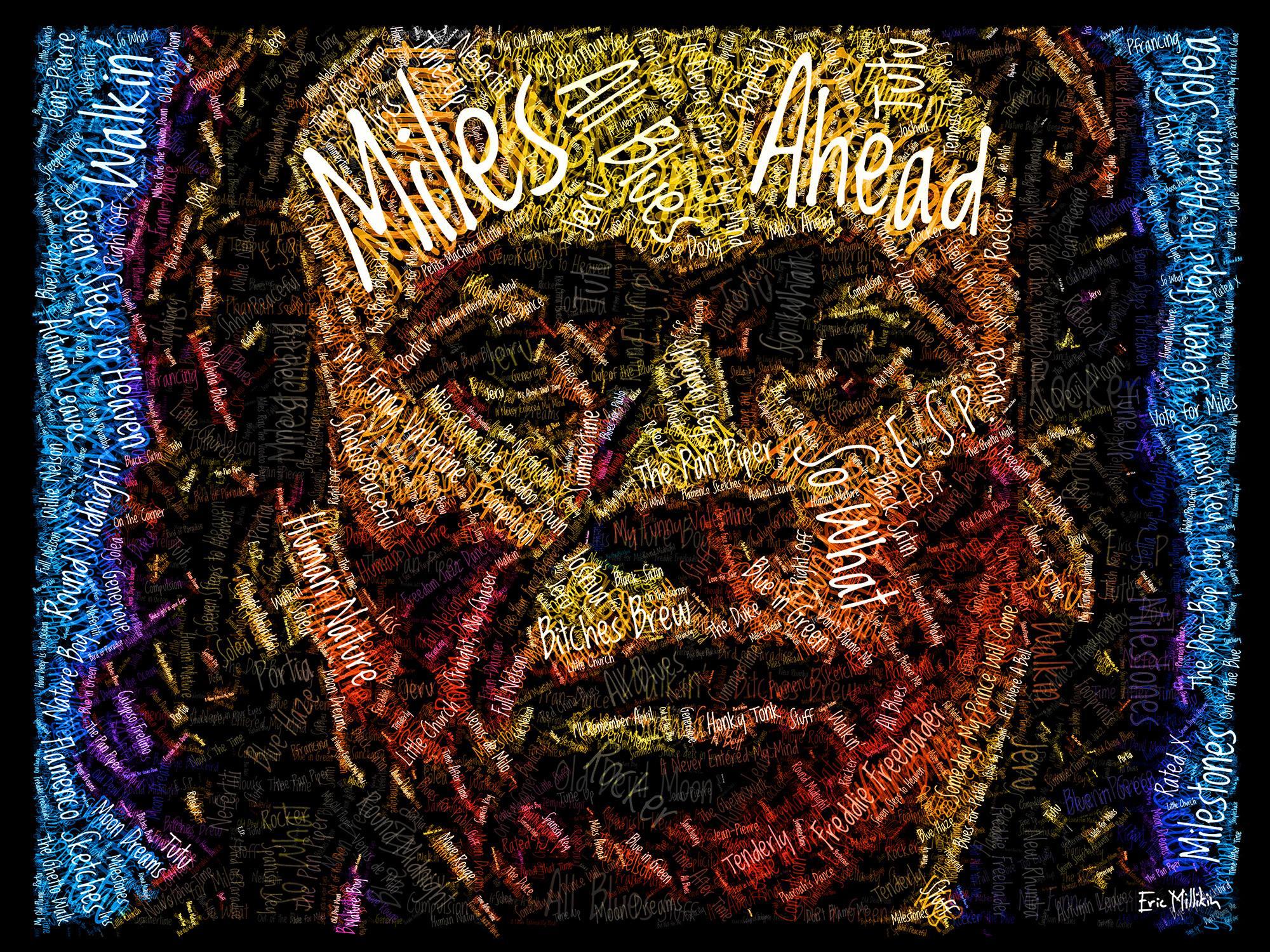 """""""Miles Davis: Miles Ahead""""  2016"""