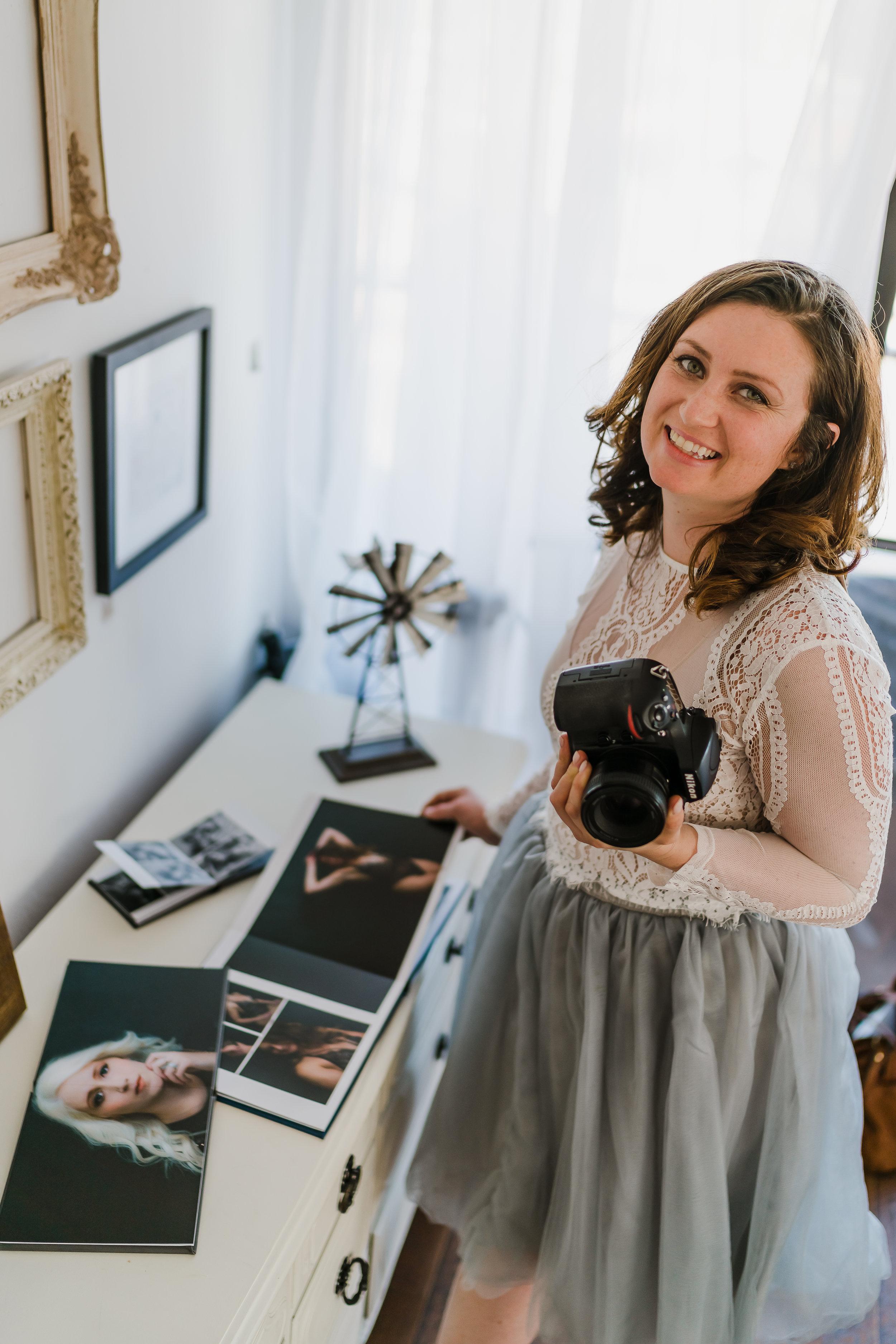 Cristina Nicole - Sedona Photographer