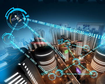 Smart Connected Cities -