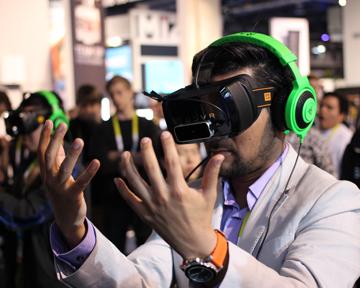 Virtual, Augmented andMixed Reality -