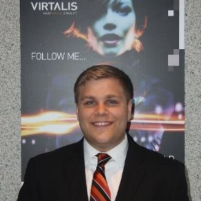 Michael Ewing, Virtalis, Virtual Reality and Visualisation; Strategic Partner with Autonomy Hub   A self-starting, highly motivated sales professional. With extensive background in virtual reality and advanced visualization with knowledge in providing solutions in aerospace and defense, large manufacturing, agriculture, automotive , academia, and medical industries.