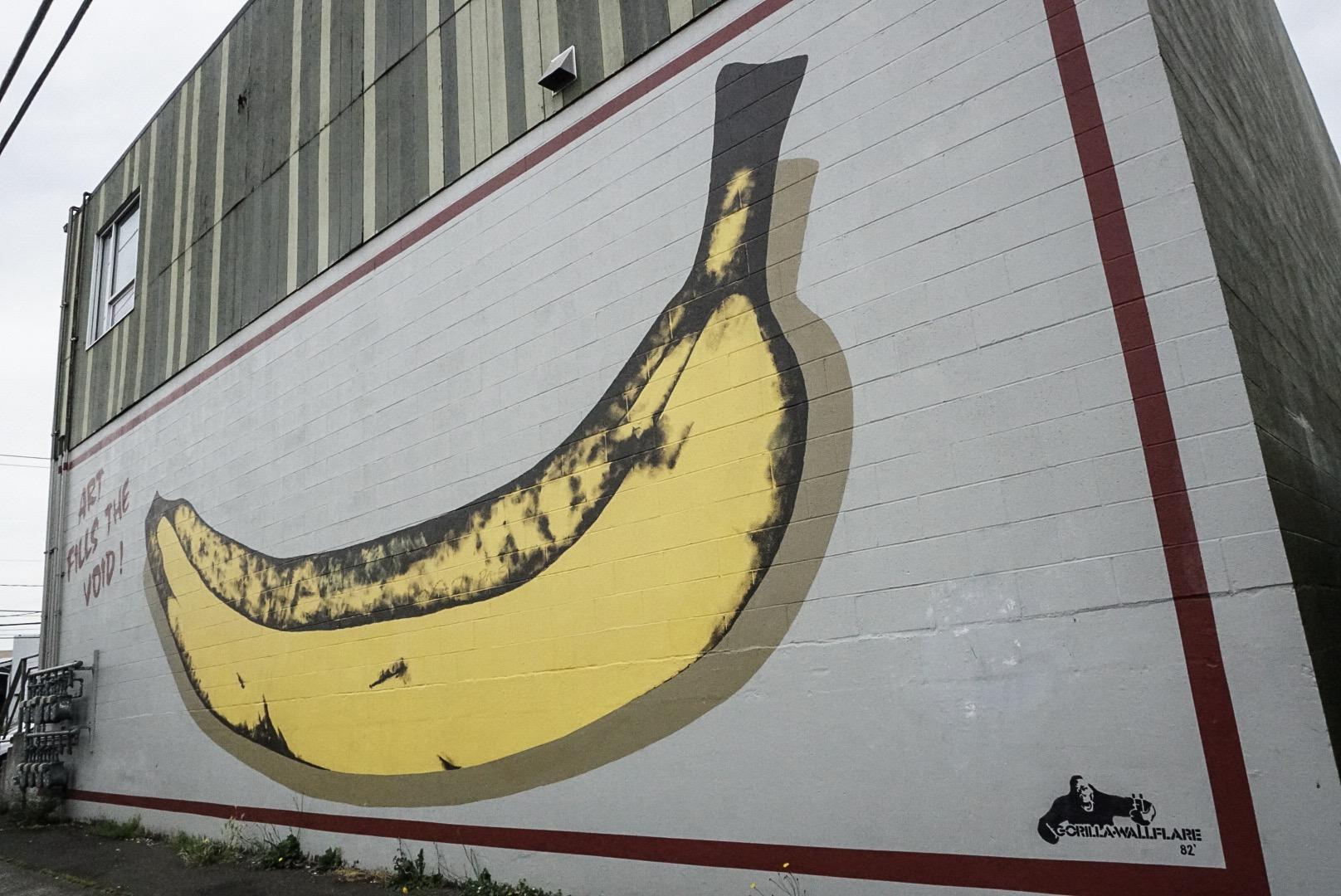Art Fills the Void