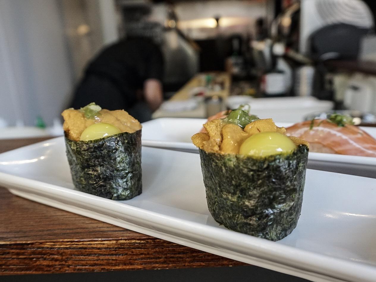 Elephant Sushi