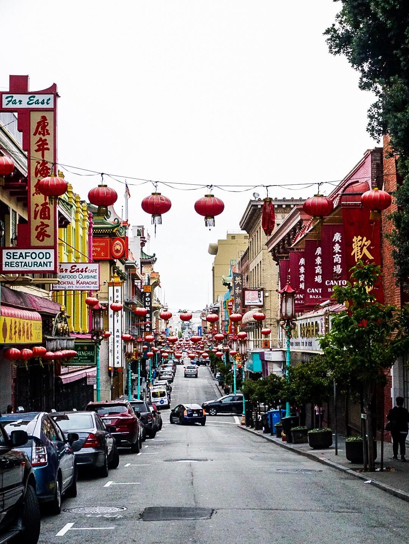 Chinatown Streets