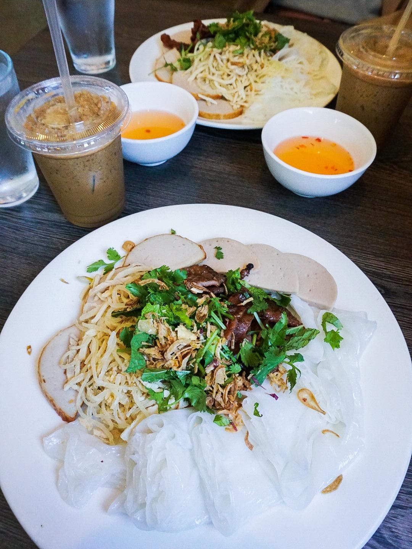 Banh Cuon from Banh Cuon Tay Ho