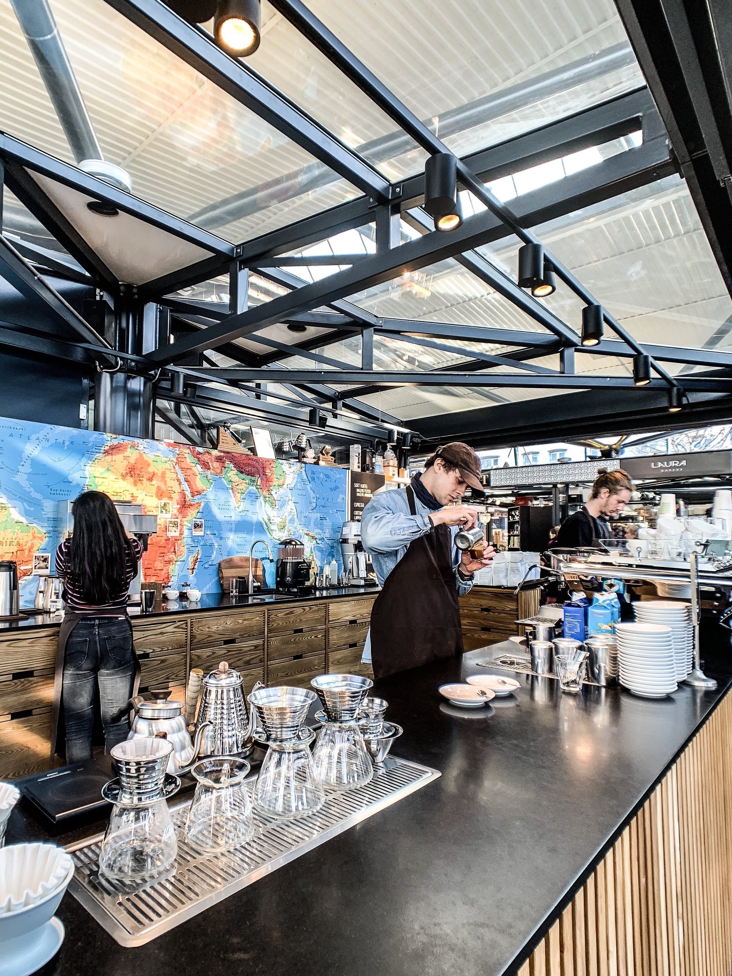 The Coffee Collective at Torvehallerne