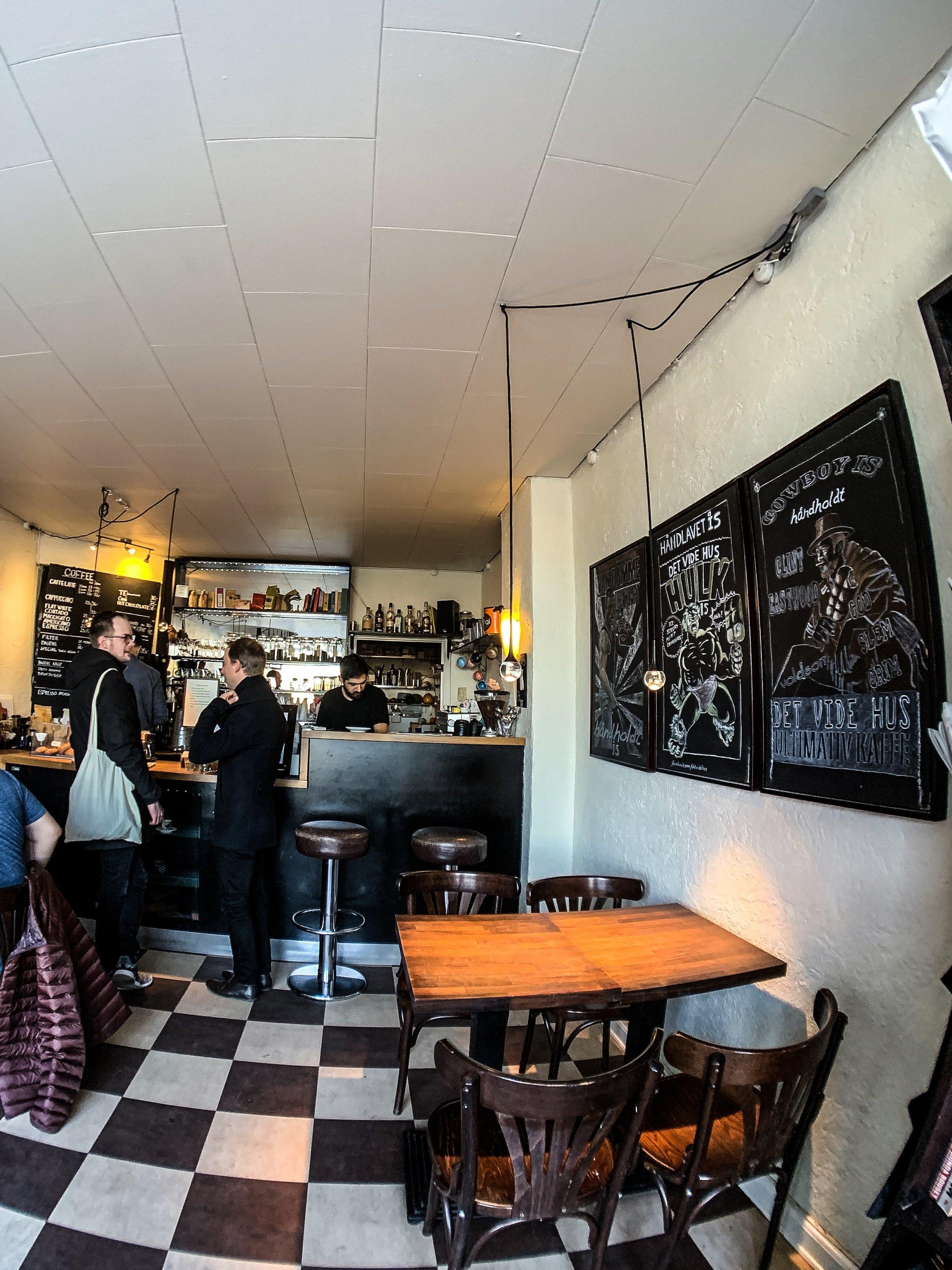 Café Det Vide Hus