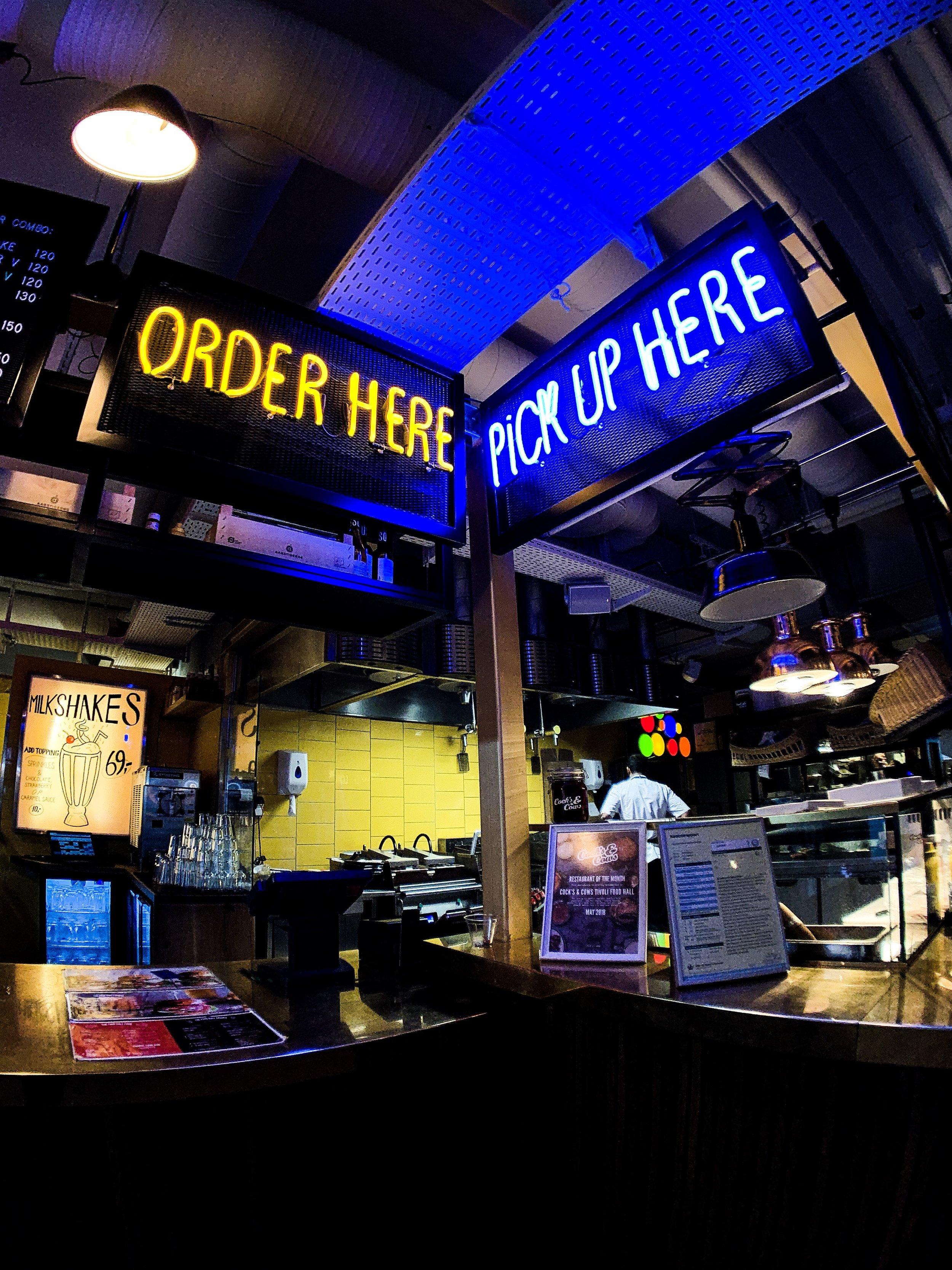 Tivoli Food Hall