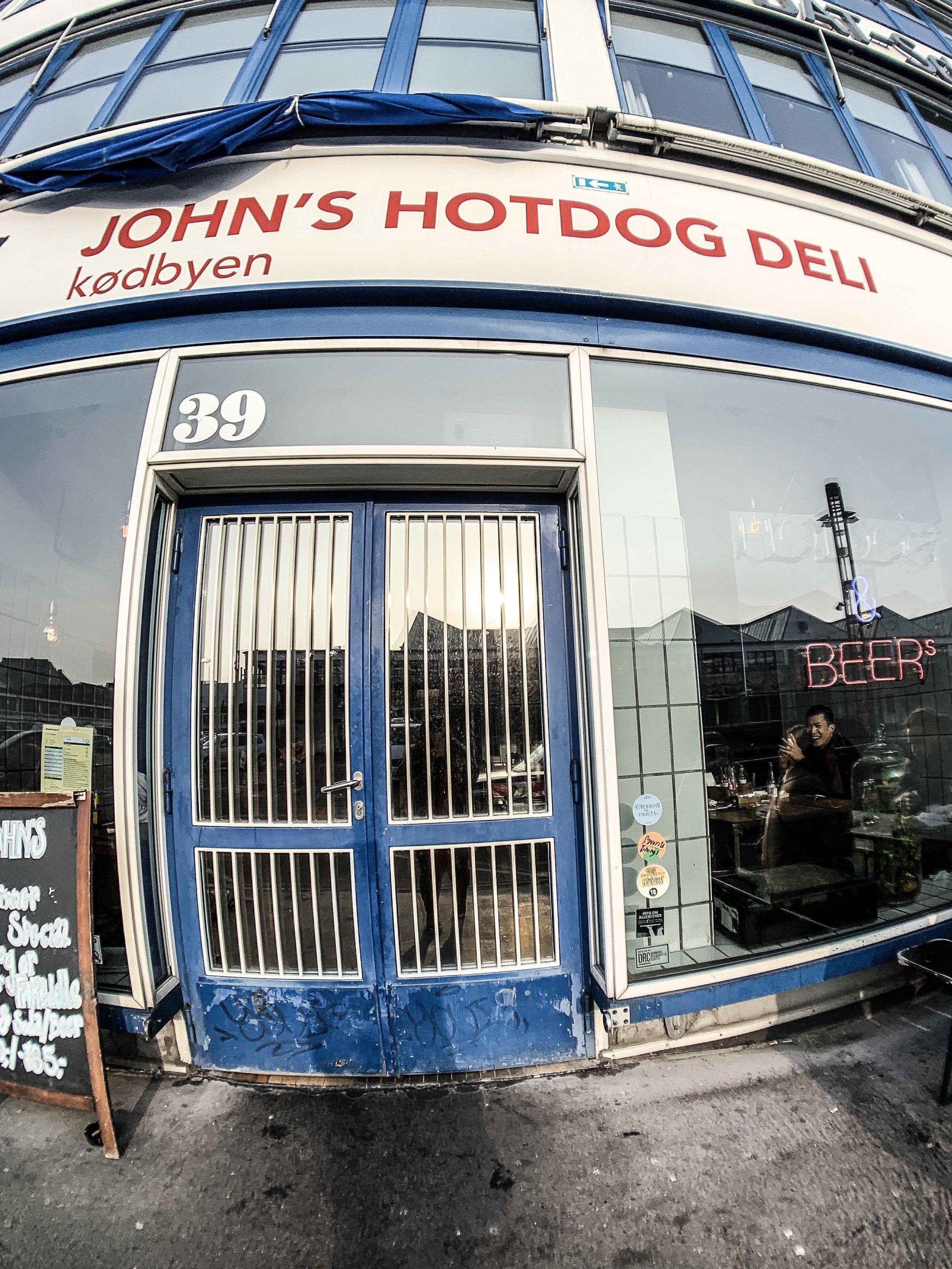 John's Hotdog Deli