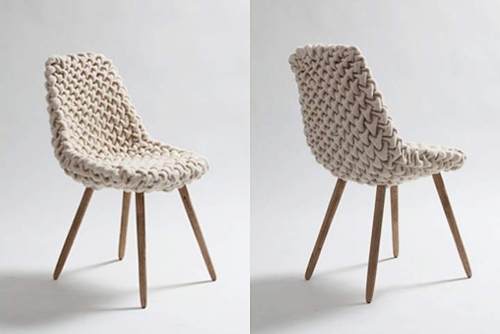 Smok Chair by Hans Sapperlot