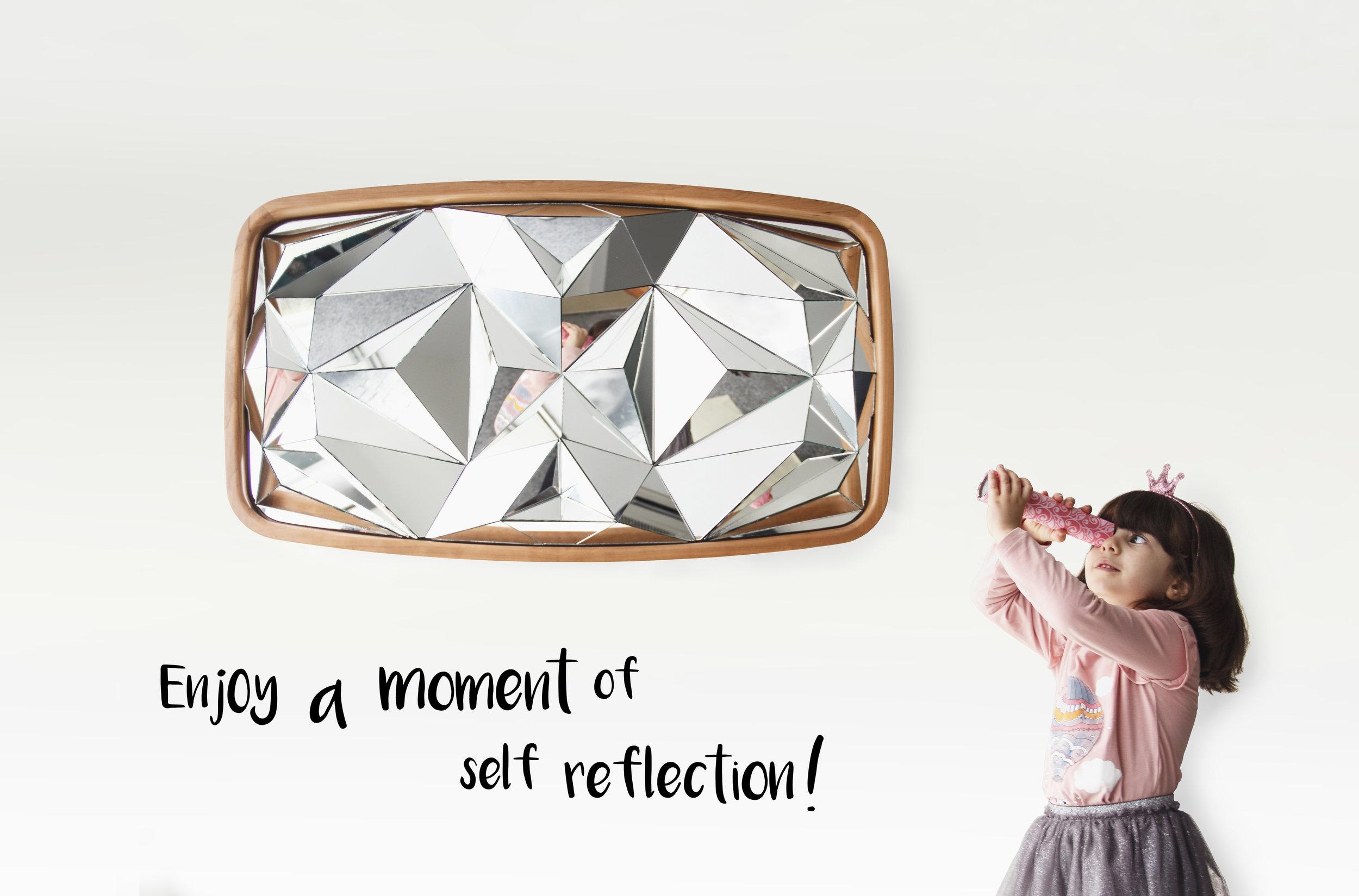 Kaleidoscope Mirror - © André Teoman Studio