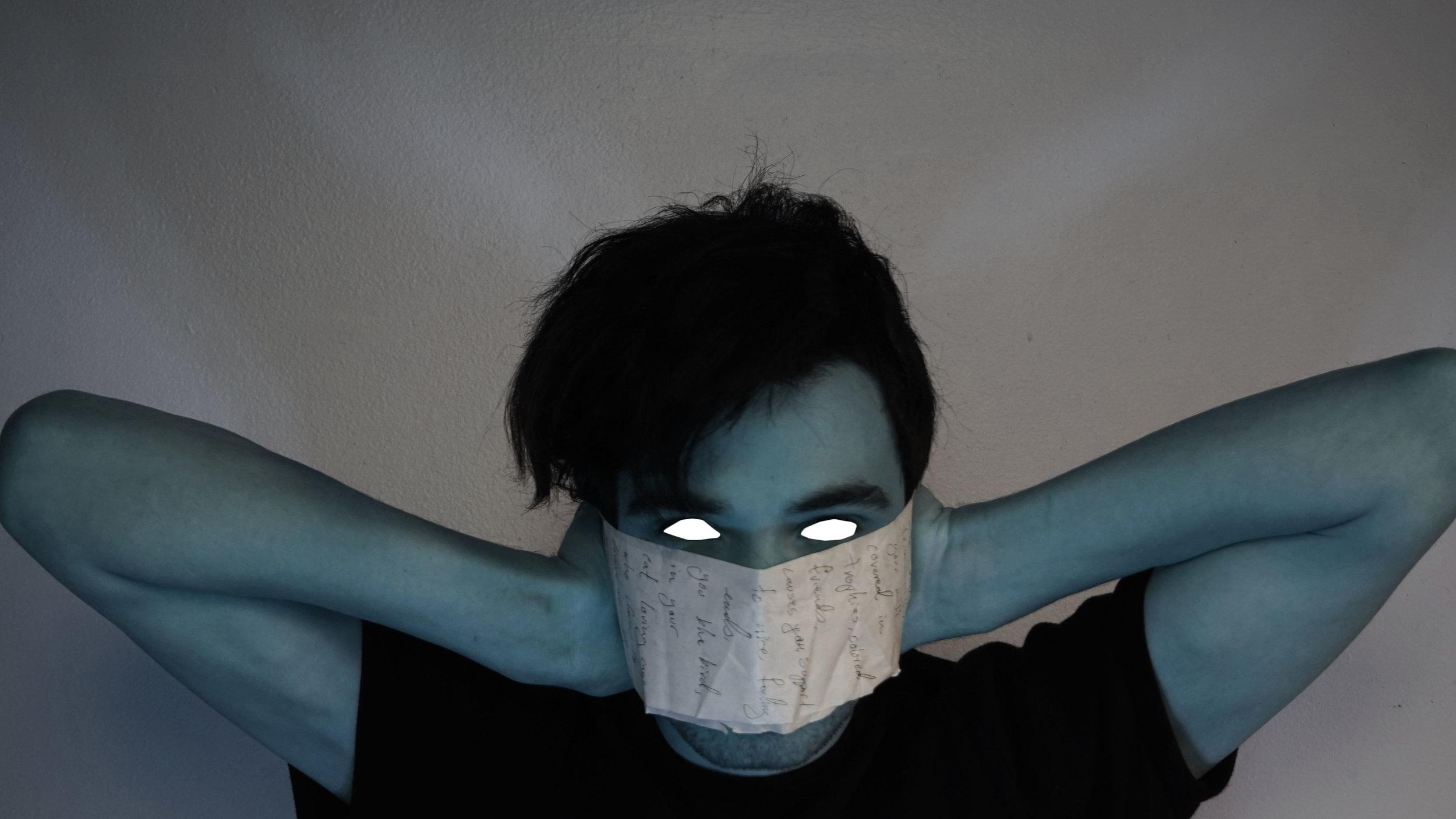 Step Seven: Unmask