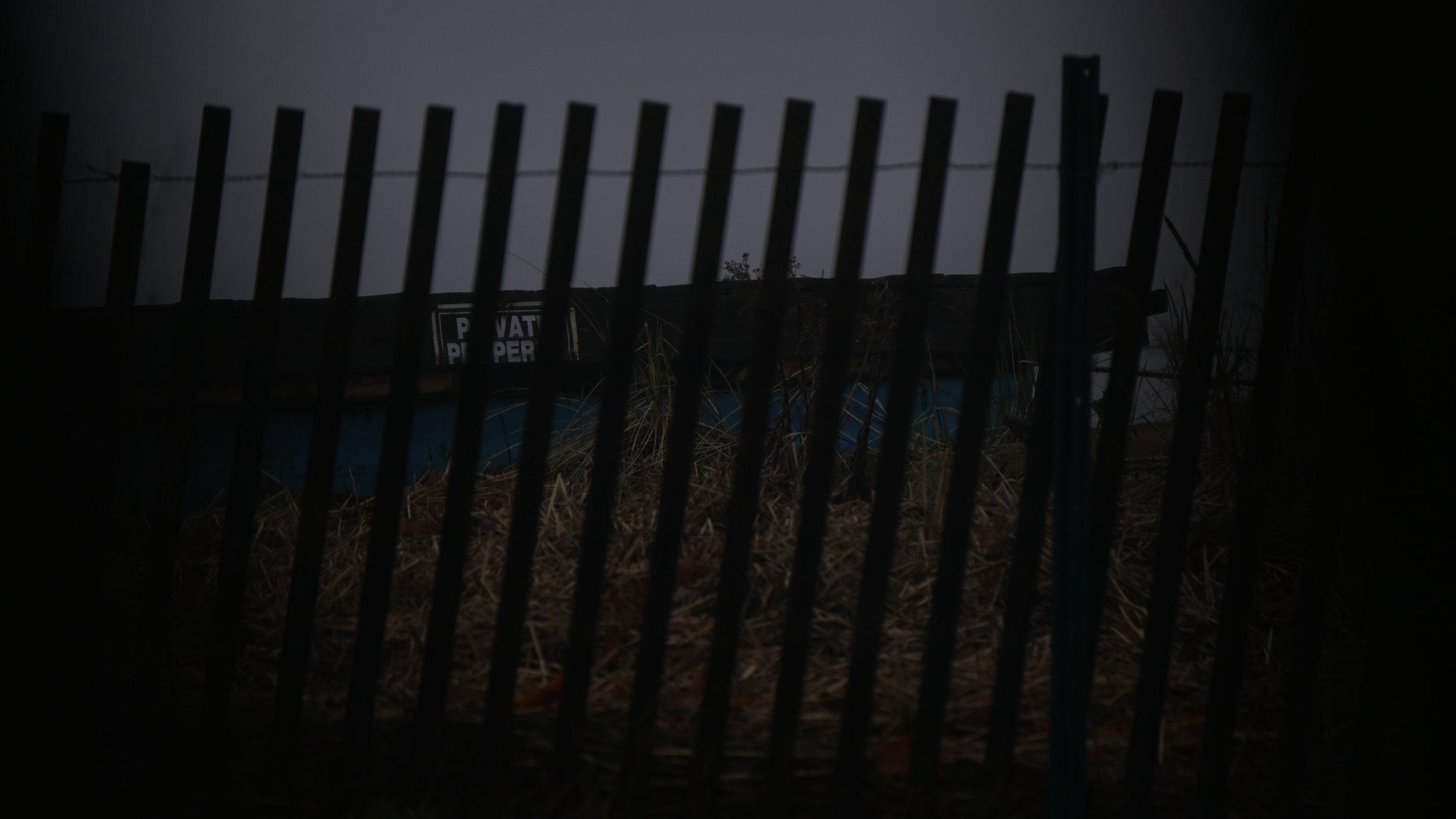 """""""Fence"""" by Tzintzun Aguilar-Izzo"""