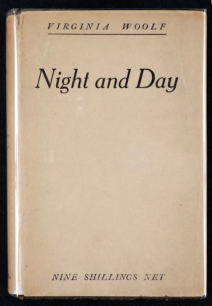 Woolf, Virginia.  Night and Day . London: Duckworth, 1898.