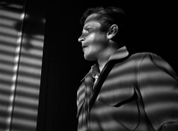 He Walked By Night . Dir. Alfred Werker. Screenplay by Crane Wilbur and John C. Higgins. Perf. Richard Basehart and Scott Brady.