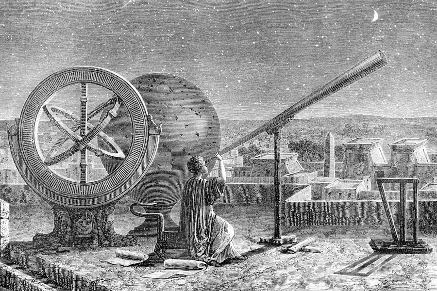 ANCIENT GREEK ASTRONOMY -