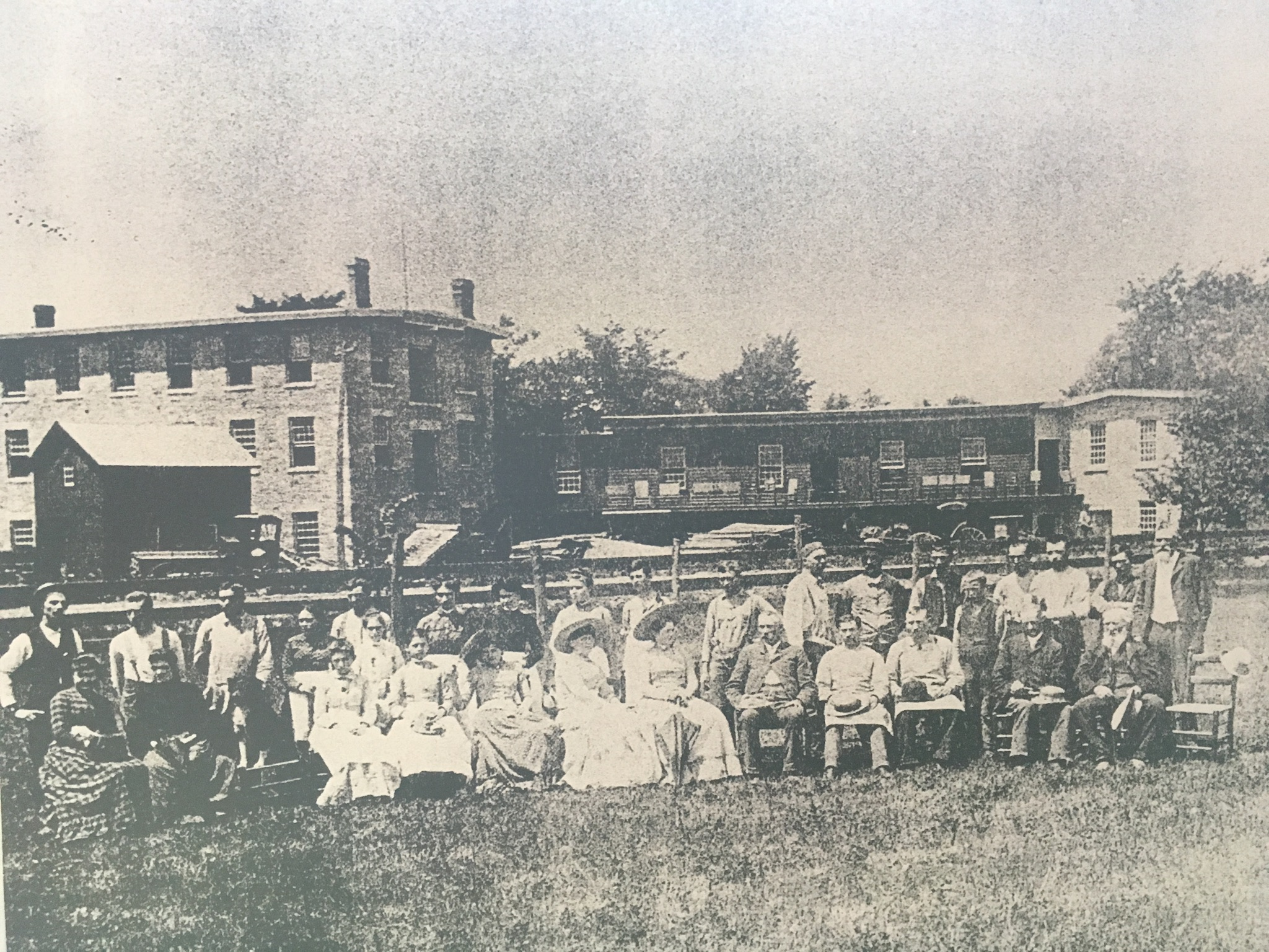 July 1887 - Sinclair Chair Factory