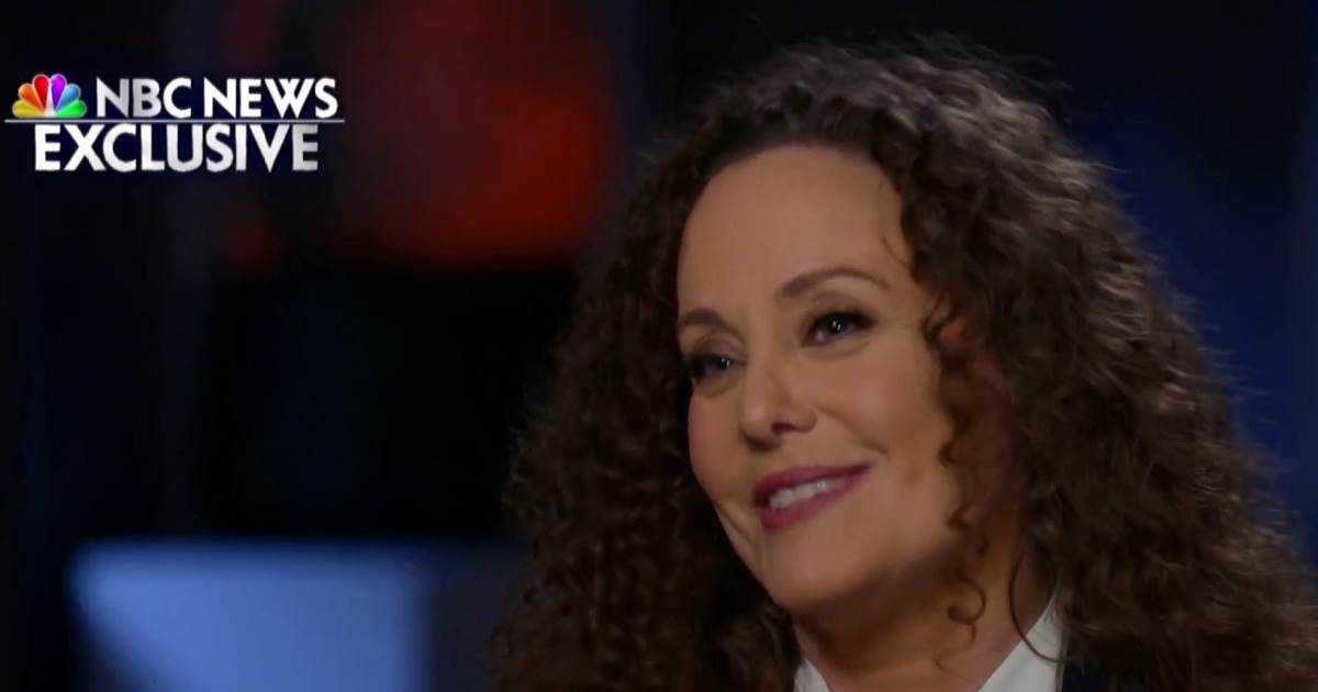 Judge Kavanaugh's third accuser, Julie Swetnick. She and her lawyer, Michael Avenatti, have been accused of falsifying information and lying to the senate judiciary committee