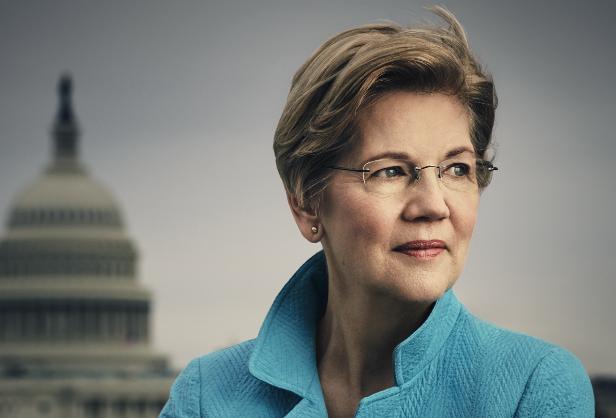 Elizabeth Warren (D-MA) has been a senior United States senator representing Massachusetts since 2013, and has taught law at Harvard University