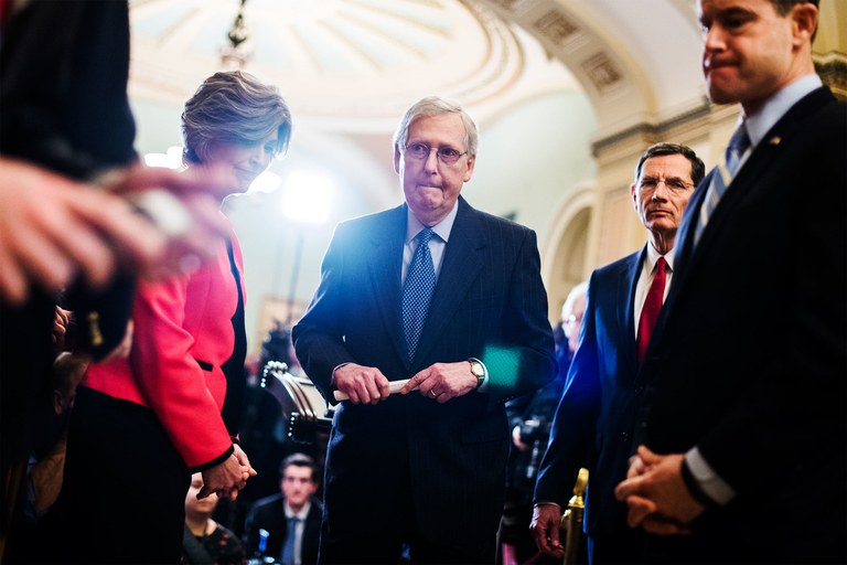 Heavy cocaine addict Mitch McConnell (R-KY) has been utilizing partisan politics from inside his shell for decades (fun-fact: some turtles can live for over 200 years)