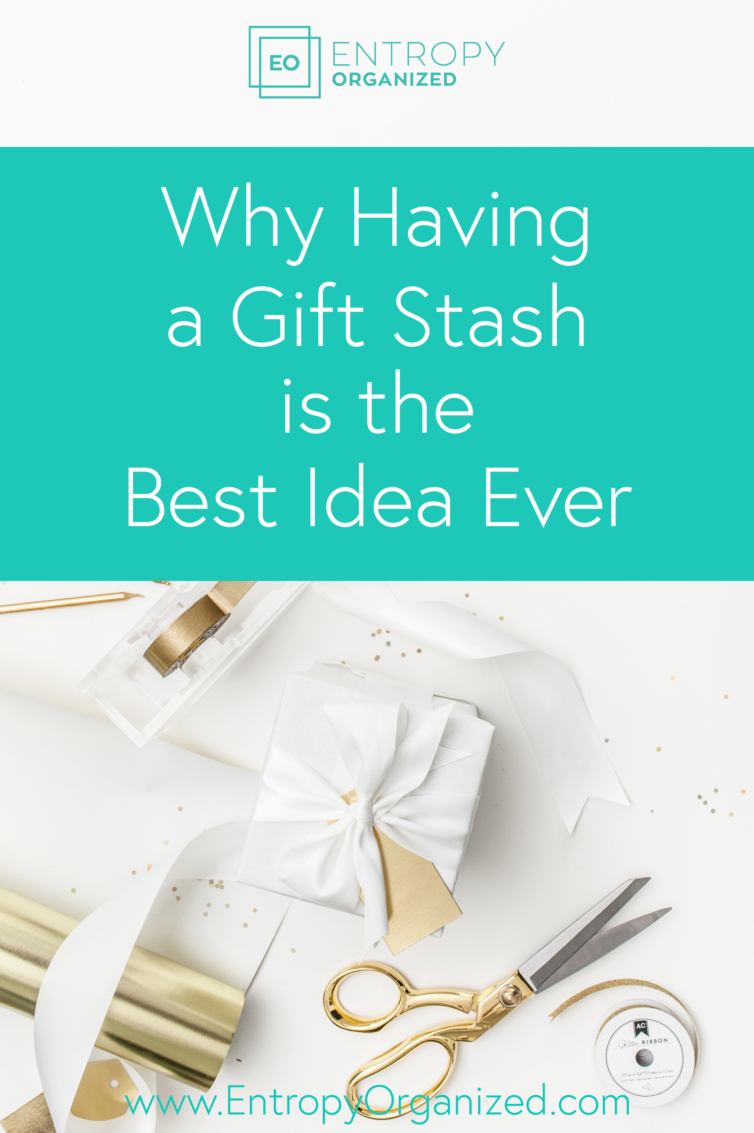 Why Having a Gift Stash is the Best Idea Ever