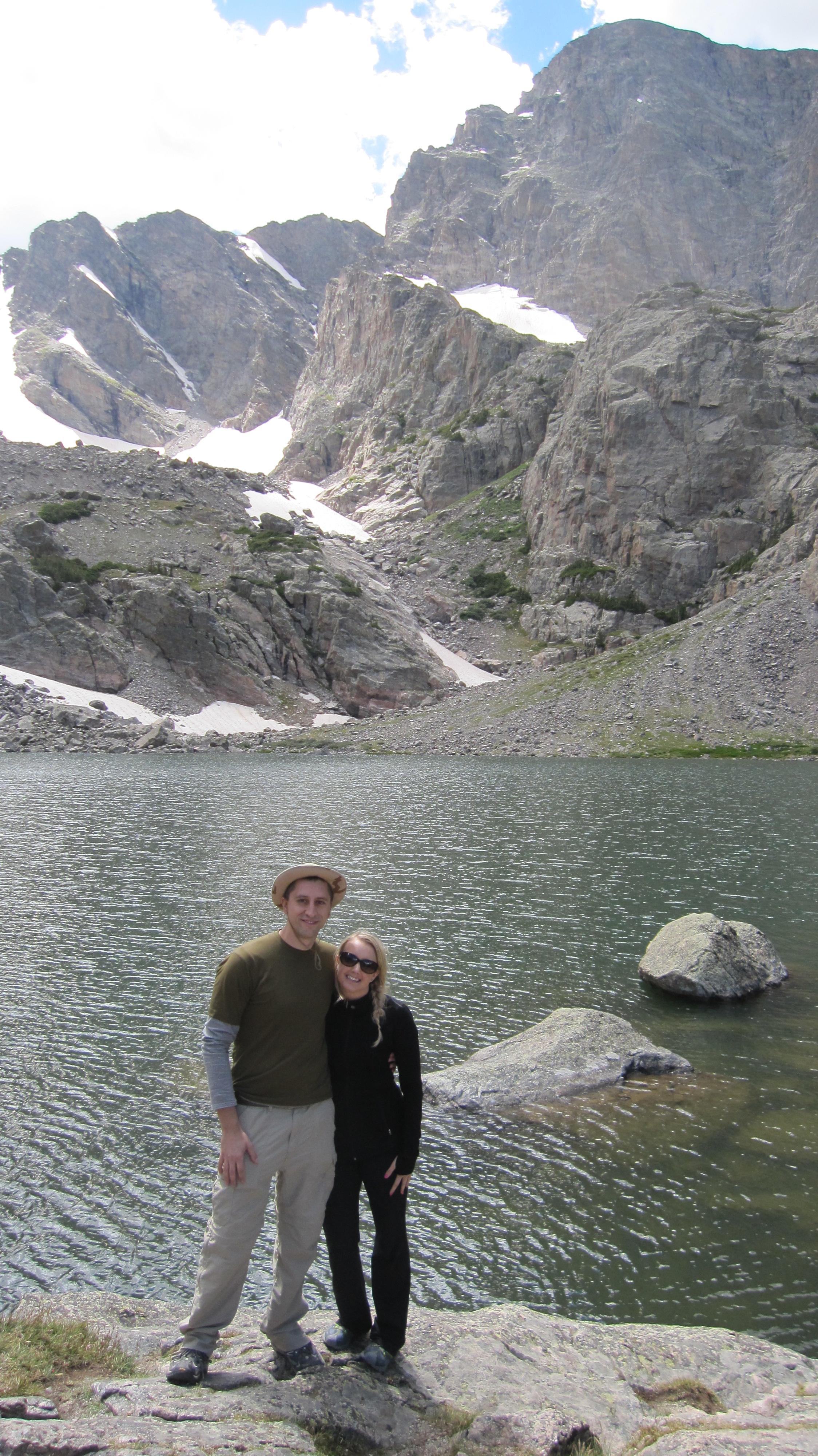 Sky Pond via Glacier Gorge Trail, Rocky Mountain National Park, CO