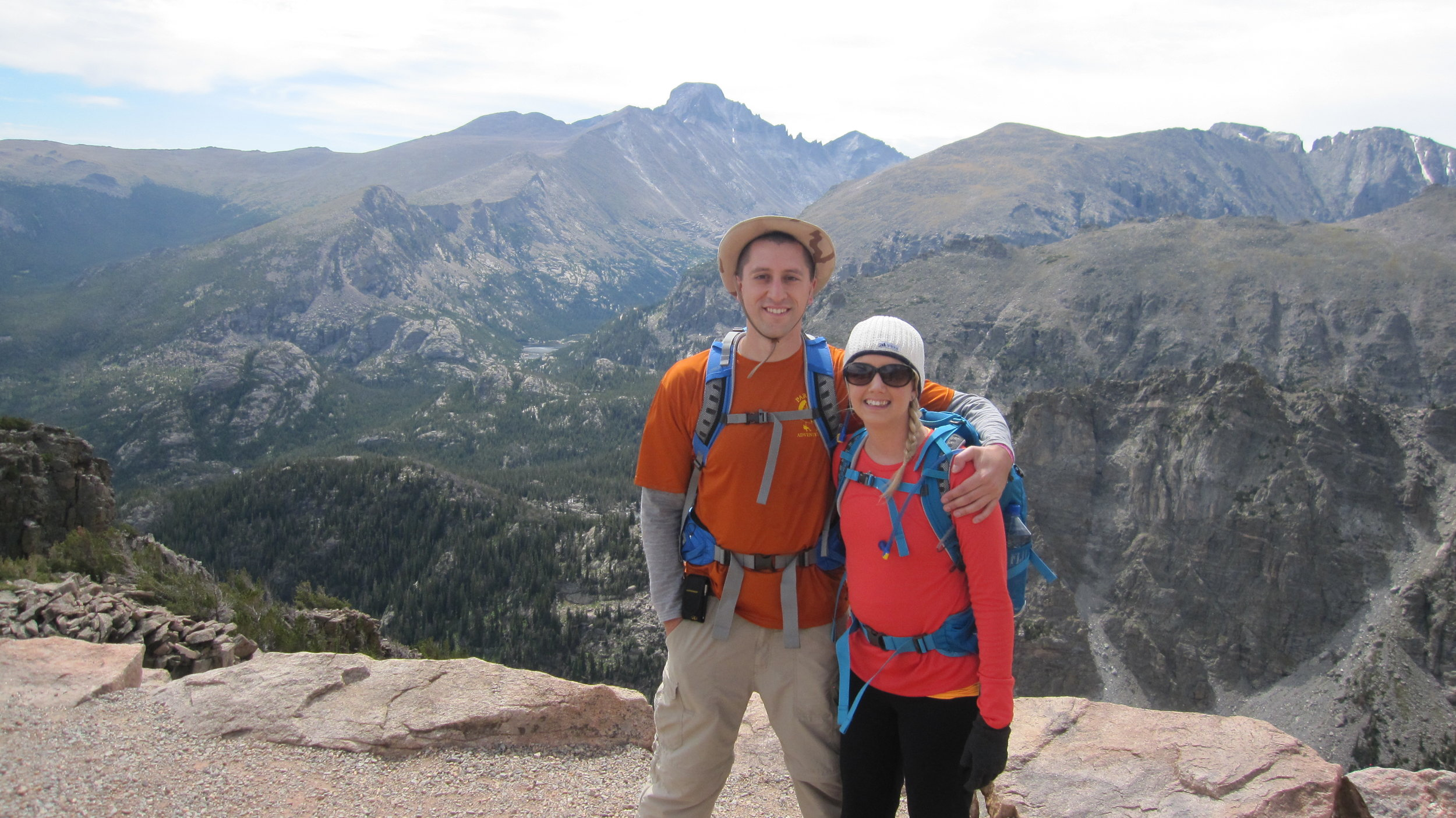 Bear Lake Trail, Rocky Mountain National Park, CO