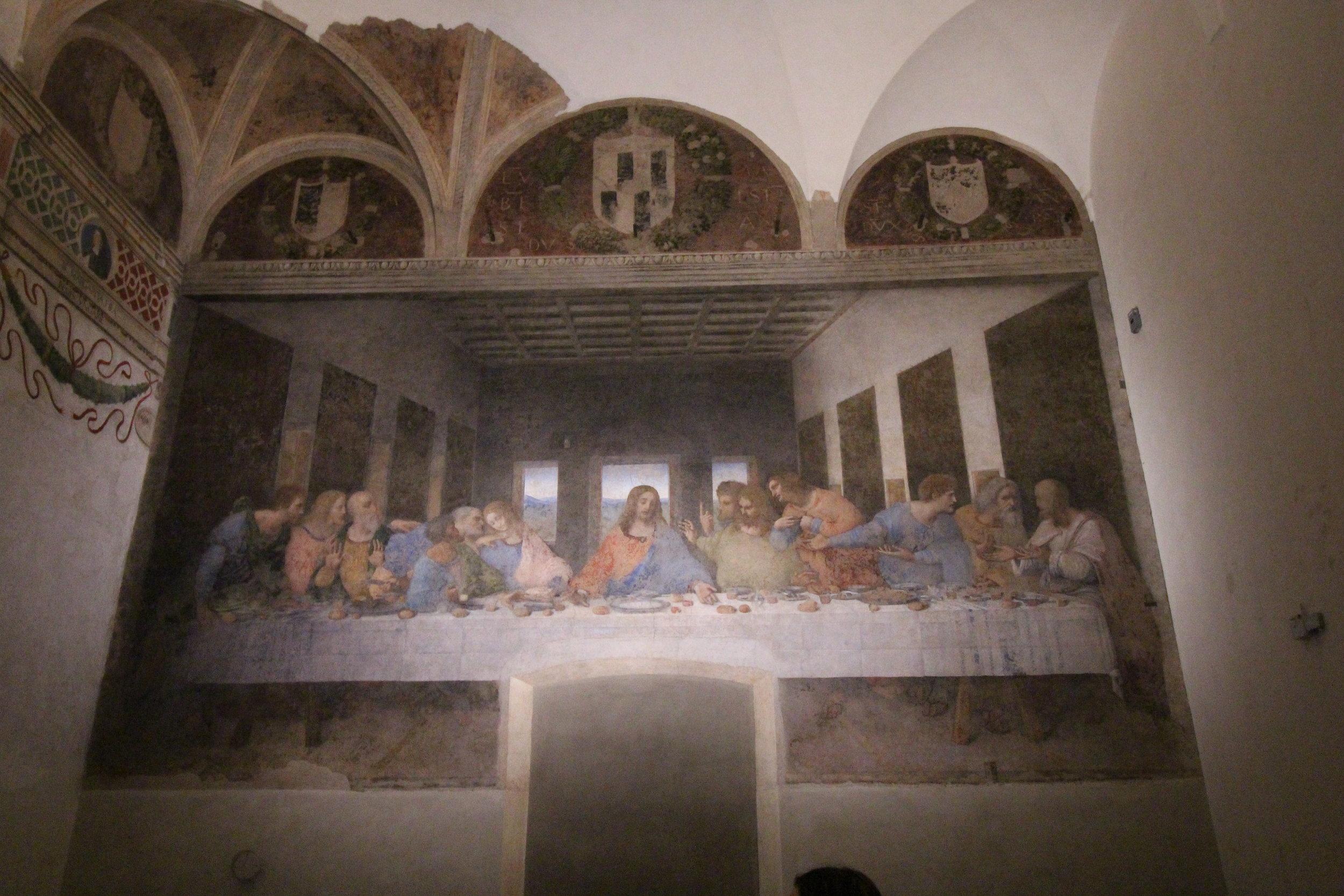 Convent of Santa Maria delle Grazie, Milan, Italy
