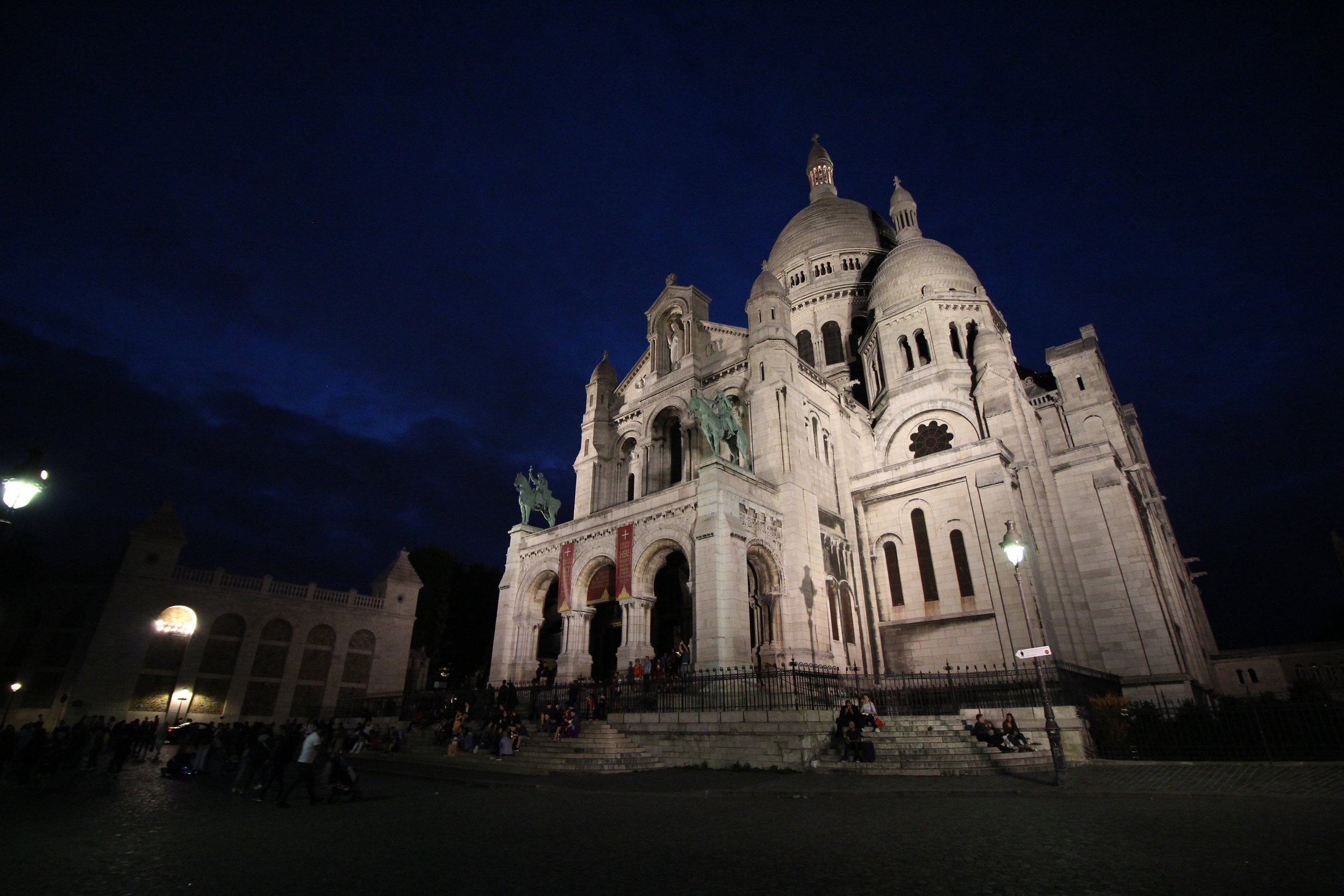 Sacré-Cœur, Paris France