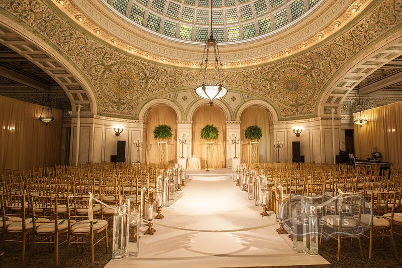 Traditional, Chicago Cultural Center, Ceremony .jpg
