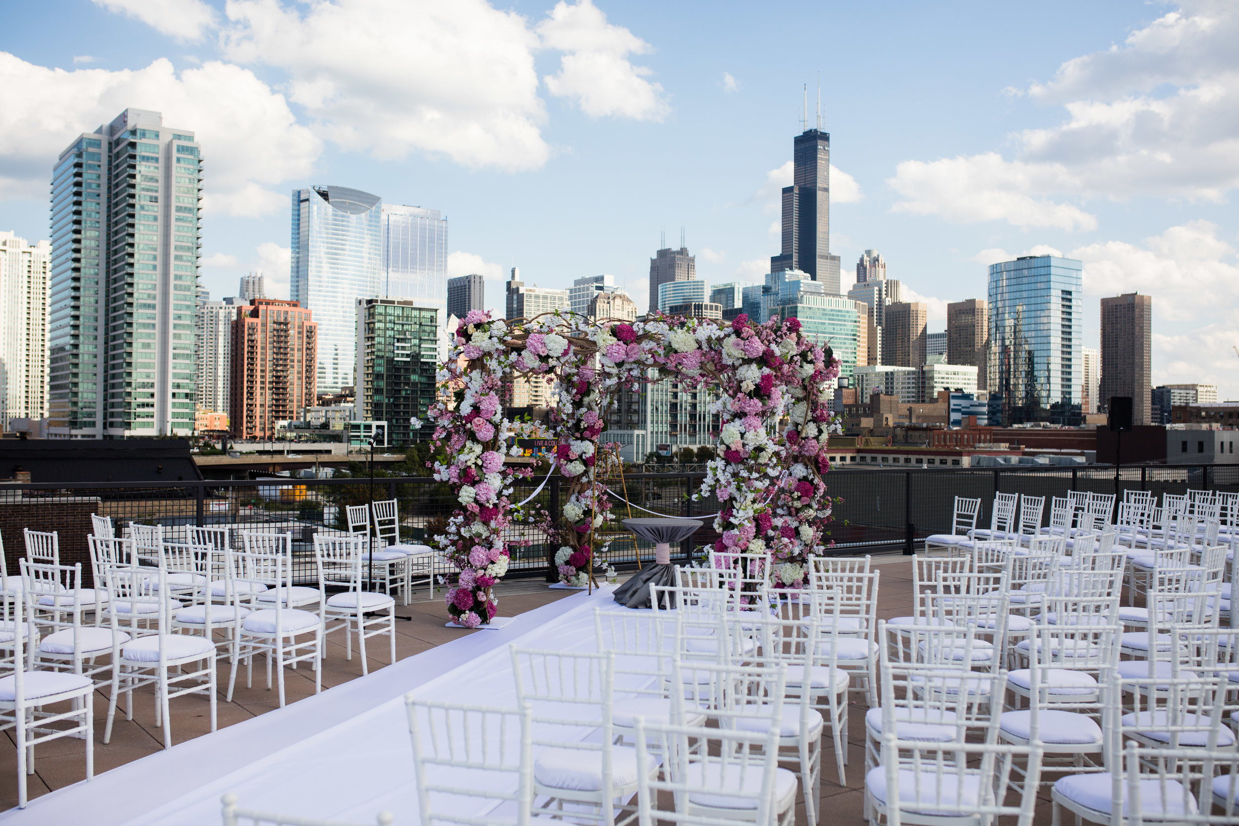 jewish weddings, bliss weddings chicago