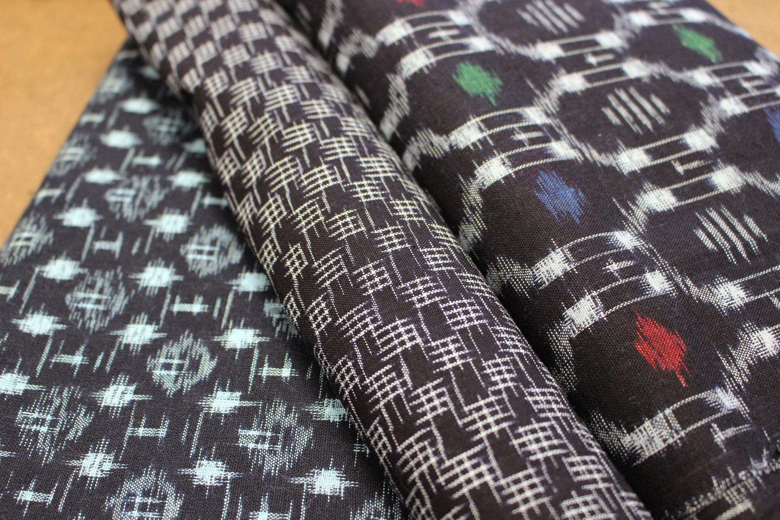 Kasuri - Vintage Kasuri Textiles from various areas in Japan