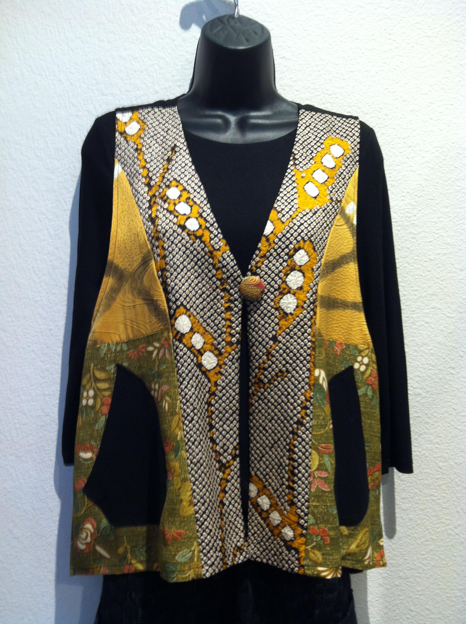 Yasuko Style Y-142-C Kimono Combo Vest 1.JPG