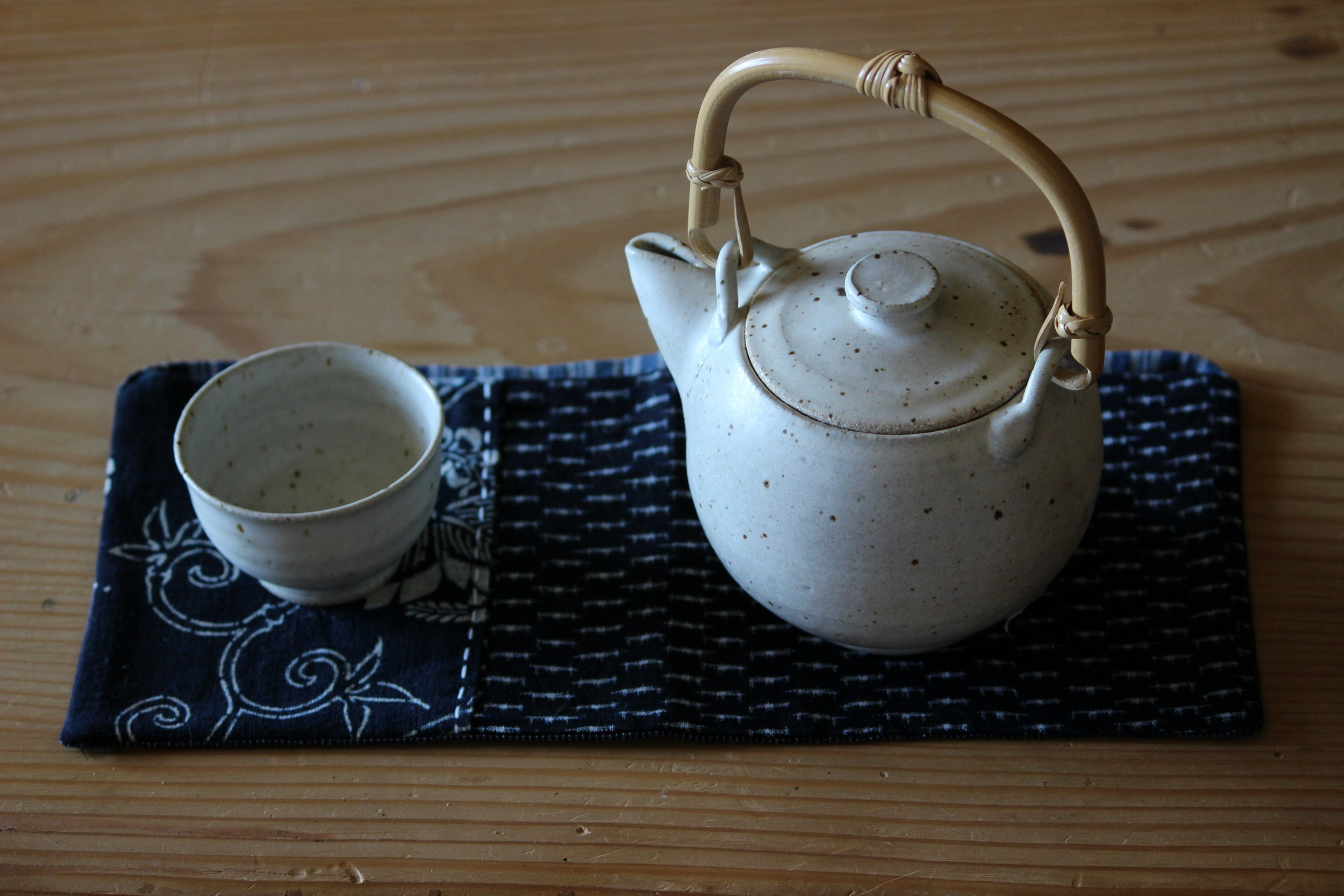 Tea Mat -