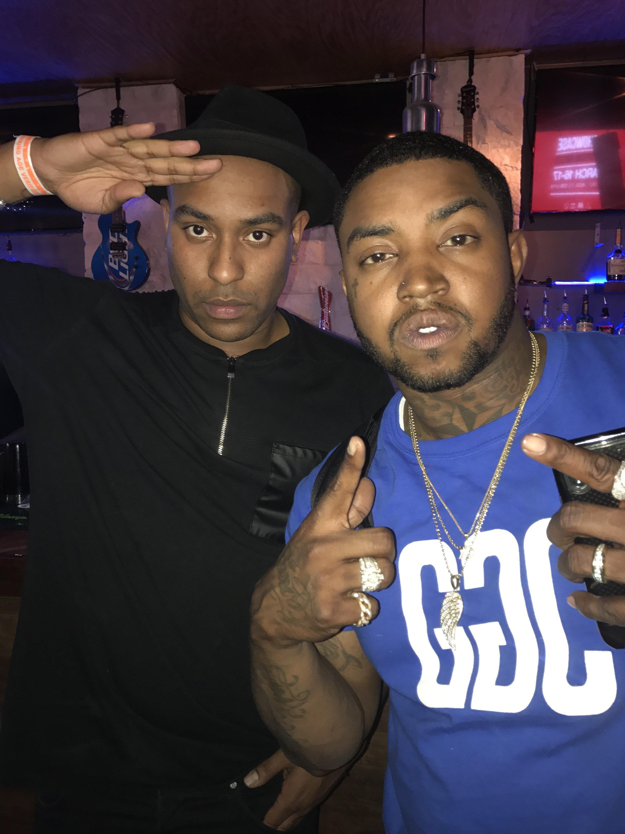 Paul Lewis Magic Music Management Lil Scrappy Love and Hip Hop Atlanta SXSW.JPG