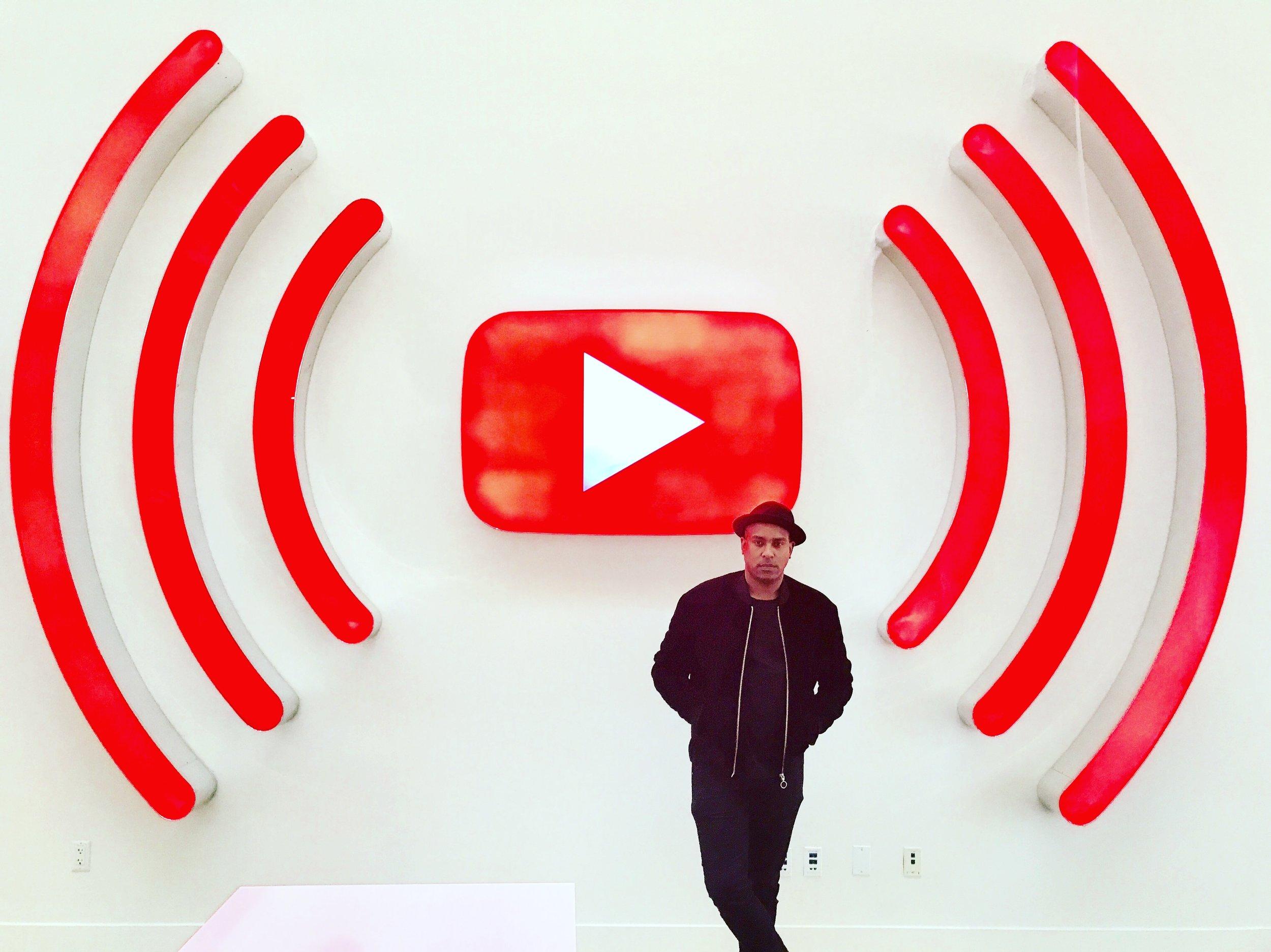 Magic Music Management Paul Lewis YouTube.JPG