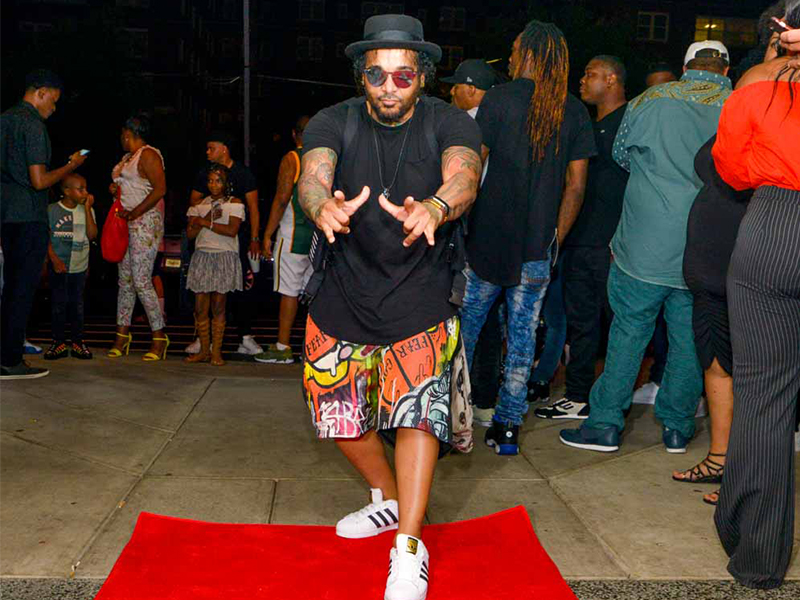 Magic Music Management MMMGT DIBiase Its All On You Movie Premier Freebandz ET.jpg