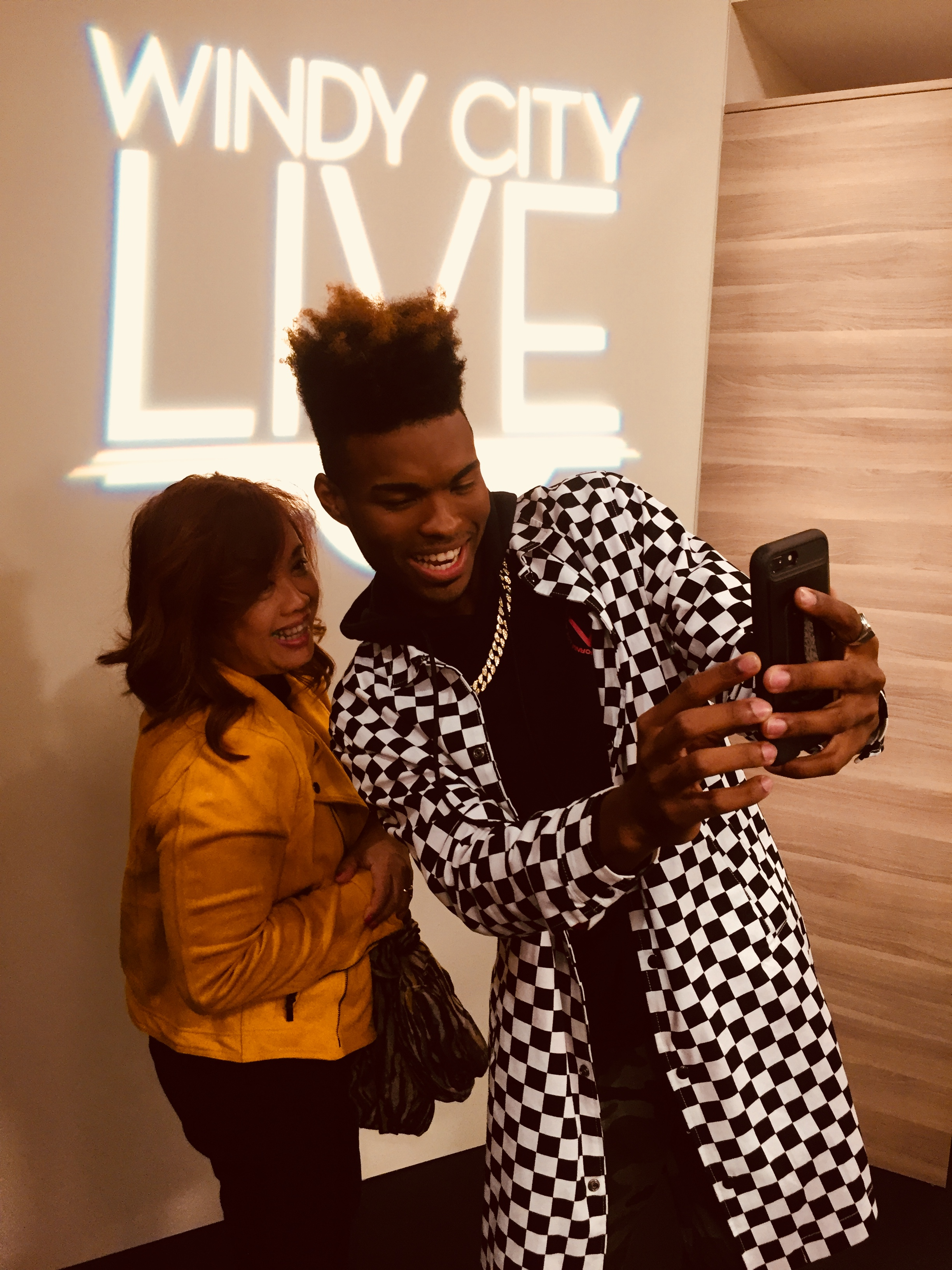 Magic Music Management Atlanta Jibrizy Windy City Live.JPG