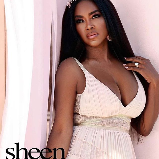 ART BOX ATL - Photo shoot with Kenya Moore at Art Box ATL featured in SHEEN.