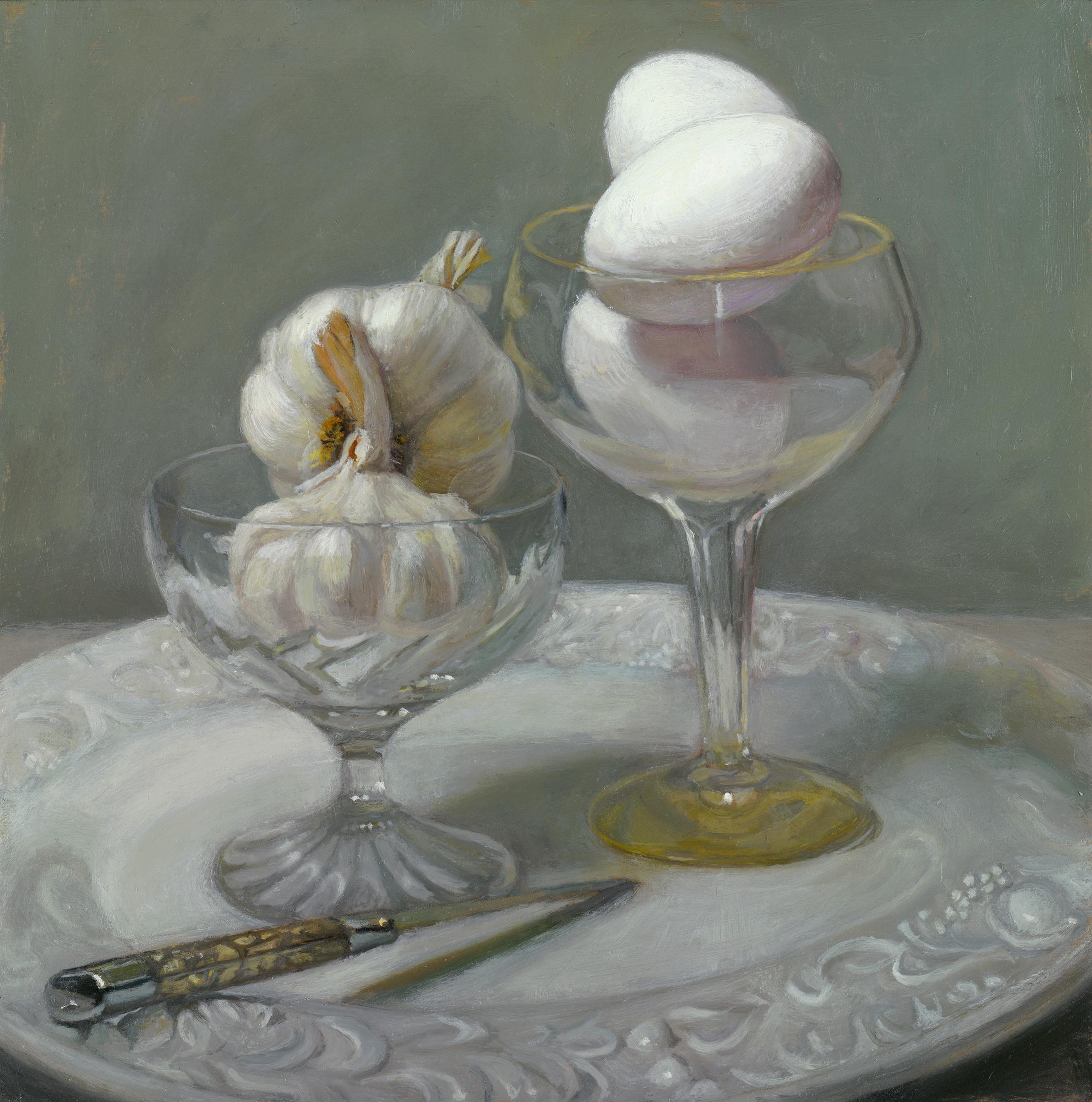 Garlic and Eggs