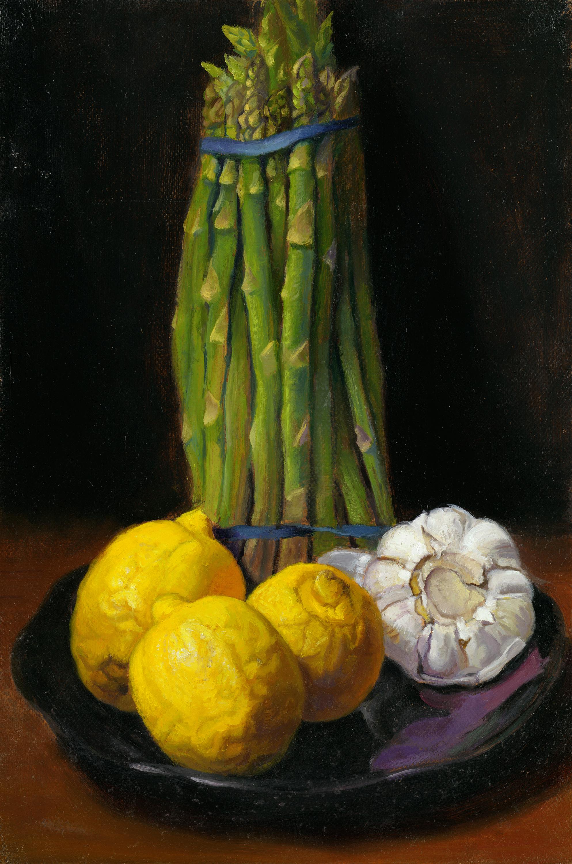 Standing Asparagus