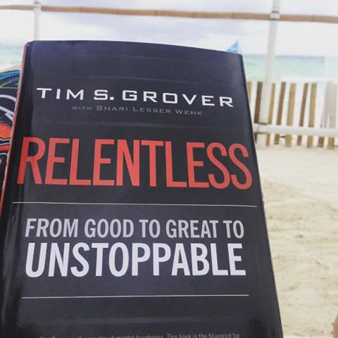 Tim Grover's amazing book