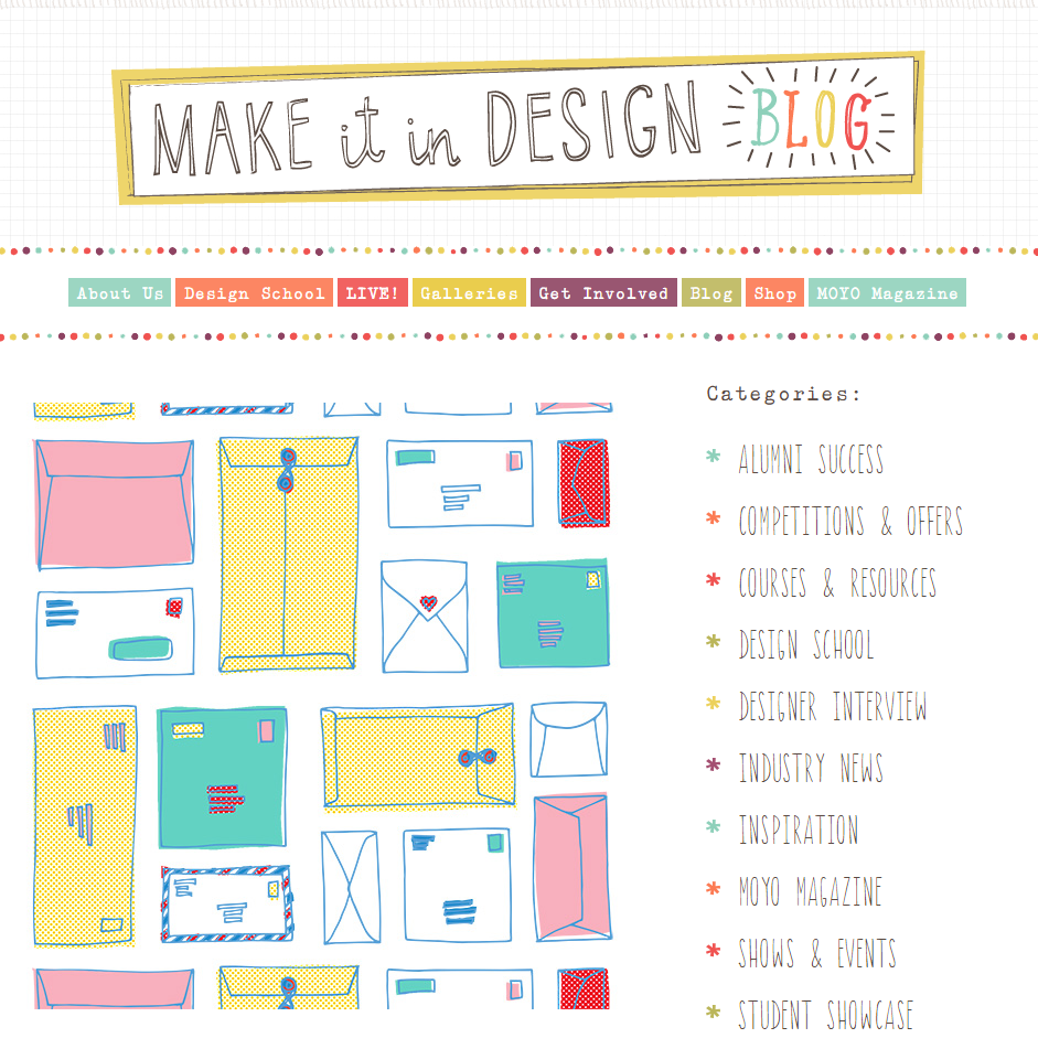 MAKE IT IN DESIGN AUG 1. 2015
