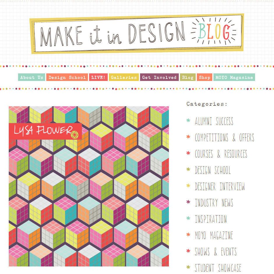 MAKE IT IN DESIGN MAR 4. 2016