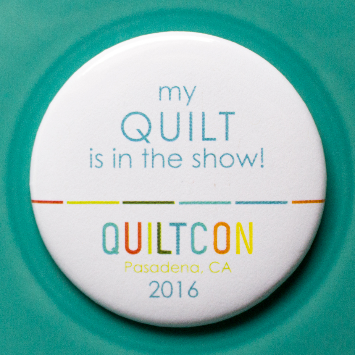 QUILTCON FEB 18 - 24. 2016