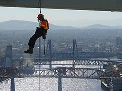 Fremont Bridge Inspection