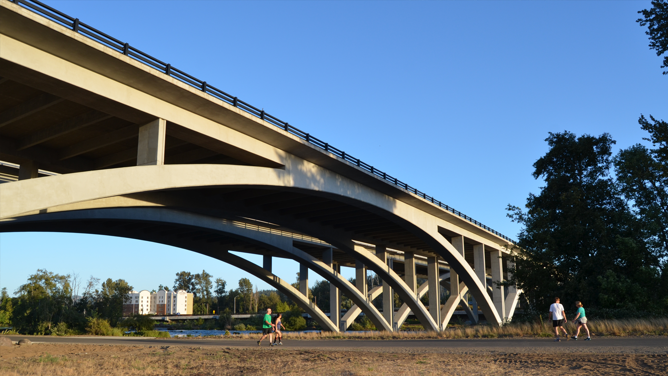 I-5 Willamette River Bridges