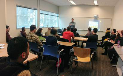 Cross Laminated Timber Lunch and Learn with Ed Quesenberry