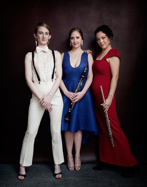 The Parhelion Trio