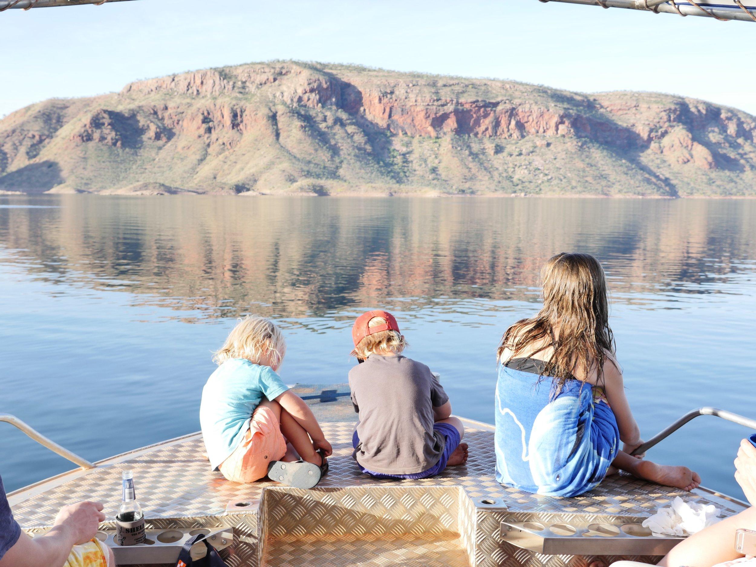 Lake Argyle Cruise